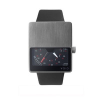 VOID Watches — Chrome V02 Analogue Watch