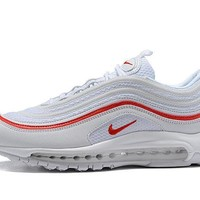 Nike Air Max 97 air cushion Gym shoes-9