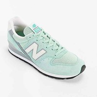 New Balance Made In USA 996 Connoisseur Painters Running Sneaker- Chartreuse