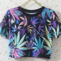 High Times Crop Top from CherryKreations21