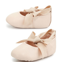 Baby Leather Ballet Shoe - Chloe