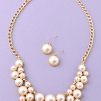 Pearl Essence Necklace
