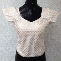 Long Blouse-Offwhite