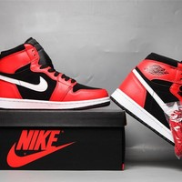 Air Jordan 1 Retro OG HG - Red/Black
