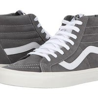 vans/Vance SK8 Hi Gray all Hippi classic high help couple shoes