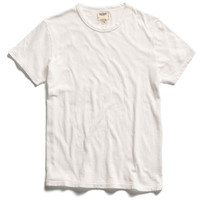 Crew T-Shirt in White