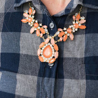 Flash and Fall Necklace
