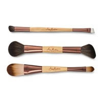 SheaMoisture Cosmetic Dual Ended Brush Set - 3 ct