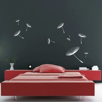 Couture Deco - Dandelion - Wall Decals