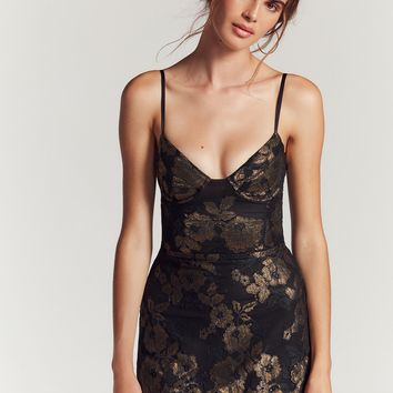Free People Bumble Bustier Bodycon