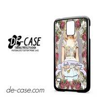Marina And The Diamonds I Hate Everything For Samsung Galaxy S5 Case Phone Case Gift Present YO