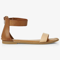SIMPLE SLIDE SANDAL from EXPRESS