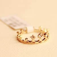 Crown ♡ Ring