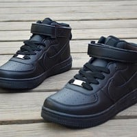 Tagre™ Nike Air Force 1 Unisex Sport Casual High Help Shoes Sneakers Couple Plate Shoes