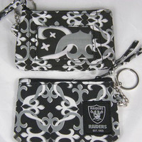 NFL Oakland Raiders 2011 Fabric Id Case (2nd Line)