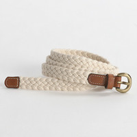 Factory braided belt - AllProducts - FactorySale's Clearance - J.Crew Factory