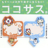 Youkai Watch Characters Sticky Note Collection (Specter Watch)