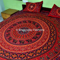 Camle Mandala Hippie Hippy Wall Hanging Indian Tapestry Throw Bedspread Bohemian Bedsheet Decor Bed Decor Sheet Ethnic picnic blanket