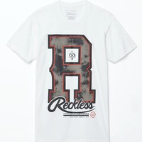 Young & Reckless Strong Offense T-Shirt - Mens Tee - White
