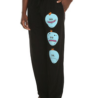 Rick And Morty Mr. Meeseeks Guys Pajama Pants