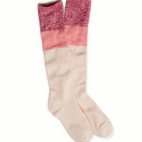 AEO Colorblock Boot Sock | American Eagle Outfitters