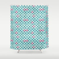 Song to the Siren Shower Curtain by Timone