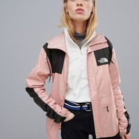 The North Face Exclusive to ASOS Mountain Jacket 1985 Seasonal Celebration in Pink at asos.com