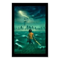 Lightning Thief Poster from Zazzle.com