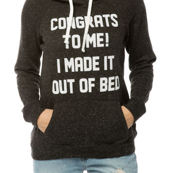 Girls 'Congrats To Me' Hoodie