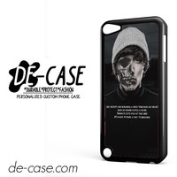 Bring Me The Horizon Lyric DEAL-2108 Apple Phonecase Cover For Ipod Touch 5