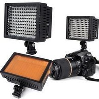 Hot sale HD-160 L Studio Video Light Lamp for Canon Nikon Camera DV Camcorder D_L [8361415303]