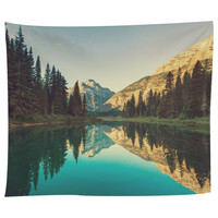Guido Montanes Beach Tapestry From