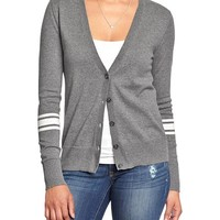 Old Navy Womens Button Front V Neck Cardigans