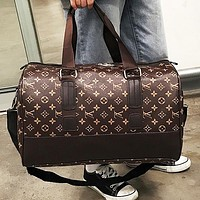 LV Louis Vuitton GUCCI Fashion Women Men Luggage Travel Bags Tote Handbag Satchel Shoulder Bag