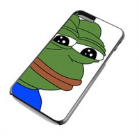 pepe sad frog for iphone 6 plus case
