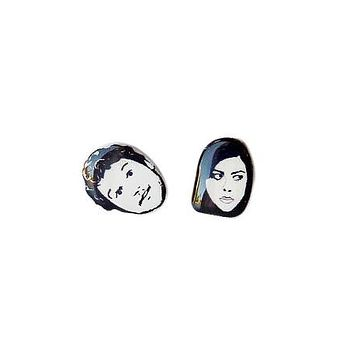 Andy and April Earrings