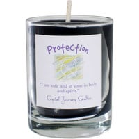 Soy Herbal candle for Protection