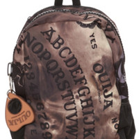 Ouija Board Large Zipper Backpack