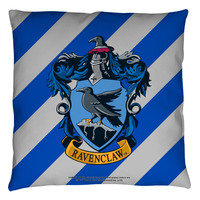 "Harry Potter ""RAVENCLAW "" 16x16 or 18x18 Throw Pillow"