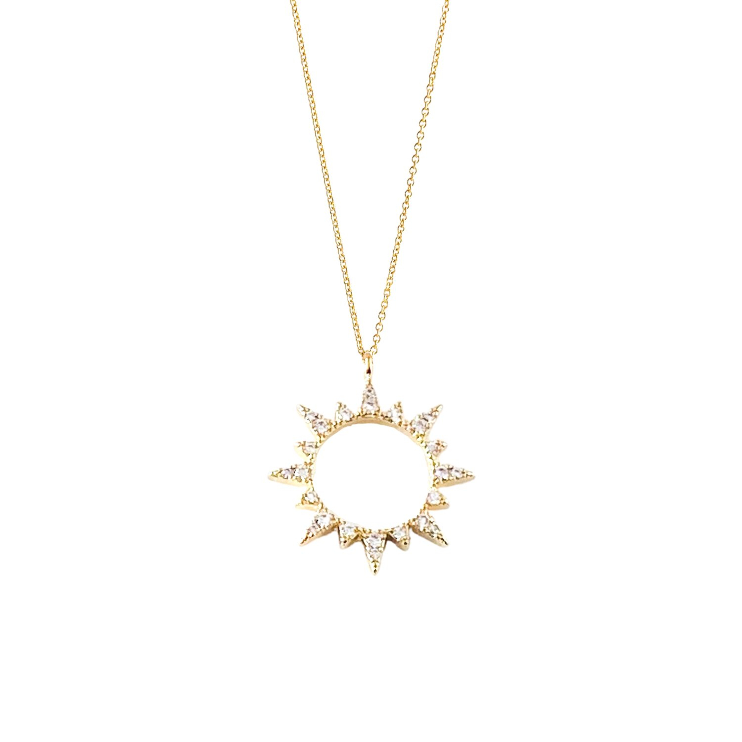 Image of Sun Necklace