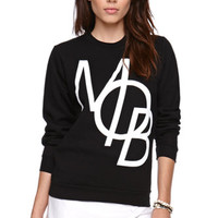 Married to the Mob Crew Neck Fleece at PacSun.com