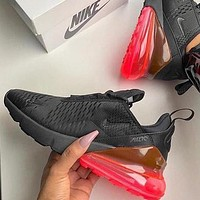 Nike Air Max 270 'Hot Punch' Fashion Casual Sneakers Sport Shoes