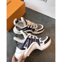 Louis Vuitton Lv Archlight Sneaker Blue - Best Online Sale
