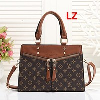 Women Fashion Leather Handbag Satchel Crossbody