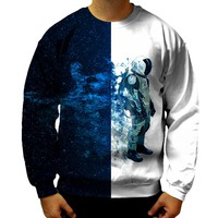 Astronauts Are Always In Space Sweatshirt