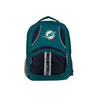 "Miami Dolphins Backpack 18.5x8x13 ""Captain"""
