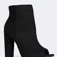 Ankle stocking booties