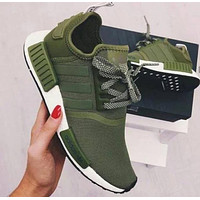 Adidas NMD_R1 J Trending Fashion Casual Running Sports Shoes Sneakers Shoes