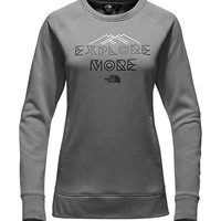 WOMEN'S EXPLORE MORE AMAZIE MAYS CREW | United States