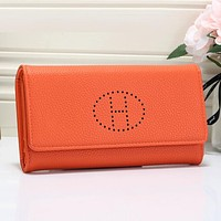 Hermes Women Fashion Purse Wallet